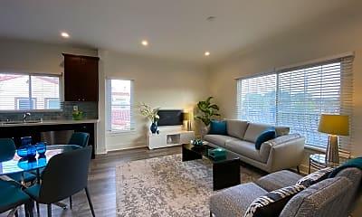 Living Room, 6081 Pickford Pl 2A, 0
