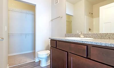 Bathroom, Skyline Lofts, 2