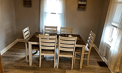 Dining Room, 63 Liberty St, 1