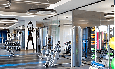 Fitness Weight Room, 95 NW 2nd St, 2