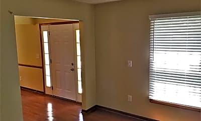 Living Room, 1531 Bush Hill Drive, 1