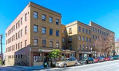 Building, Astor Court Apartments, 0