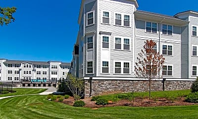 Building, Colonial Pointe At Franklin Lakes, 0
