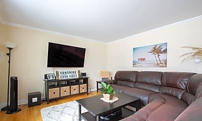 Living Room, 1201 Ocean Ave 94, 1