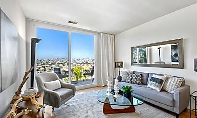 Living Room, 338 Cumberland St, 1