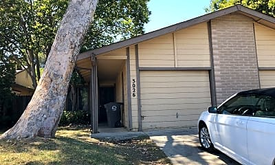 Building, 3024/3026 Bluestar Court, 0
