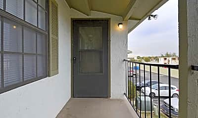 Patio / Deck, Rock Brook Apartment Homes, 2