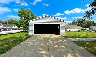 Building, 3048 Evans St, 2