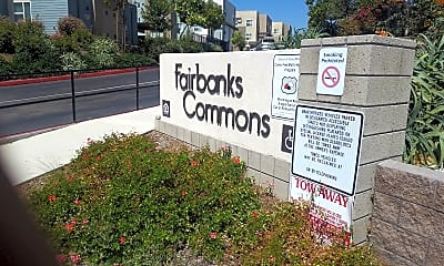 Fairbanks Commons, 1