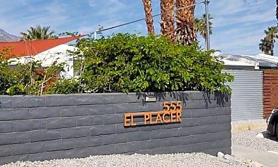 Community Signage, 555 El Placer Rd, 1