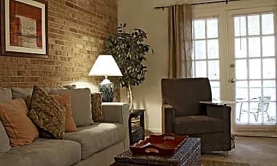 Living Room, Palmer House, 2