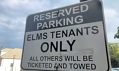 The Elms, 2