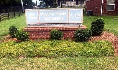 Mason's Pointe Apartments, 1