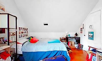 Bedroom, 32 Gordon St., #3, 1