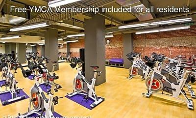 Fitness Weight Room, 401 S Elgin Avenue, 2