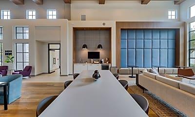 Living Room, Monterey Ranch, 1