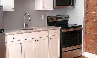 Kitchen, 3140 Richmond St 2F, 1