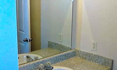 Bathroom, Central Park Apartments, 2