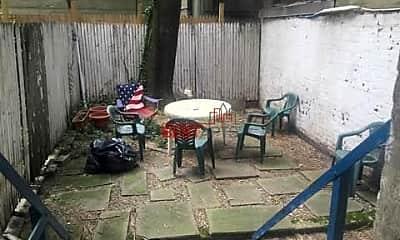 Patio / Deck, 345 E 72nd St, 0