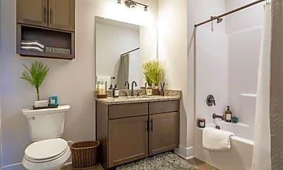 Bathroom, HH Bath View Apartments, 2