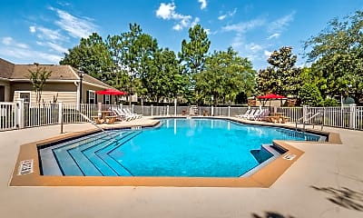 Pool, Brookwood Forest, 0