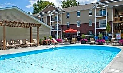 Monroe House Apartments, 1