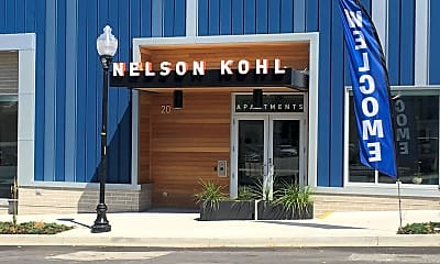 Nelson Kohl Apartment, 1