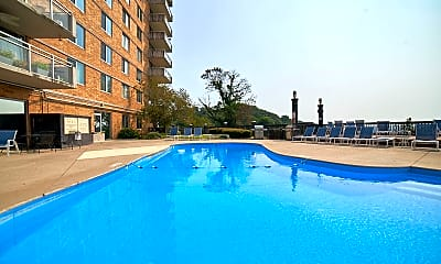 Pool, 1131 Stringers Ridge Rd 4K, 0