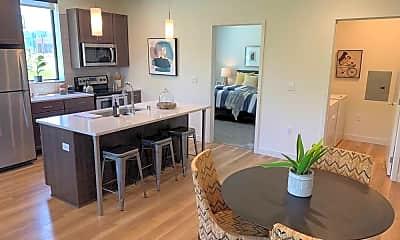 Living Room, Statesman Apartments, 1