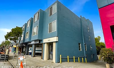 Building, 3210 Geary Blvd, 1