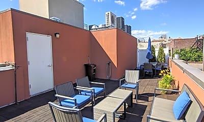 Patio / Deck, 369 W 126th St 9, 0