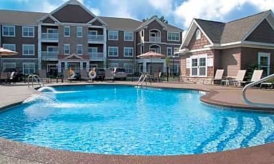 Pool, Clifton Heights Apartments, 0