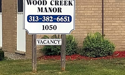 Woodcreek Manor Apartments, 1