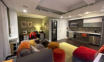 Living Room, 1210 Chestnut Street, 1
