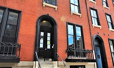 Building, 1017 St Paul St, 0