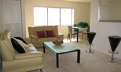 Living Room, Imperial Senior Suites, 0