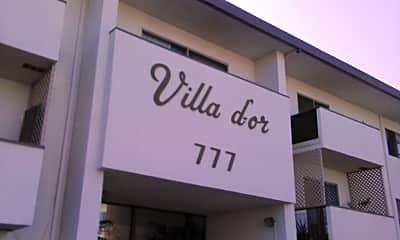 Villa D'Or, 1