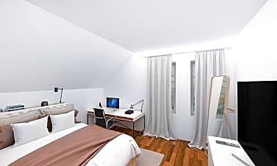 Bedroom, 40 Brainerd Road, Unit 3,, 0