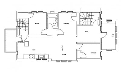 Bedroom, 26 Sydney St, 2