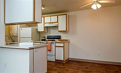 Kitchen, Carriage House, 0