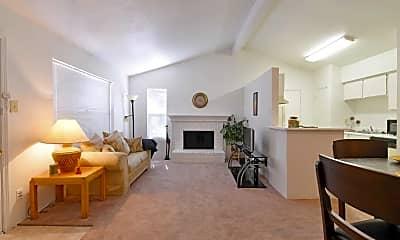 Living Room, Emerald Cove, 1