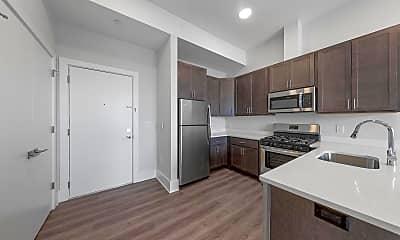 Kitchen, 660 Grand St 208, 1