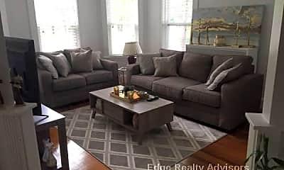 Living Room, 1019 Washington St, 0