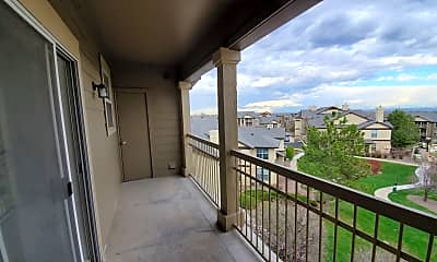 Patio / Deck, 7463 S. Quail Circle #334, 2