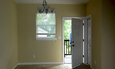 Living Room, 215 S. Church Street, 1