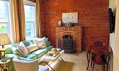 Living Room, 18 Washington Ave Furnished Rentals/Apartments, 0