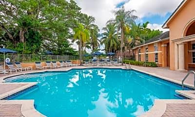 Pool, New River Cove Apartments, 1