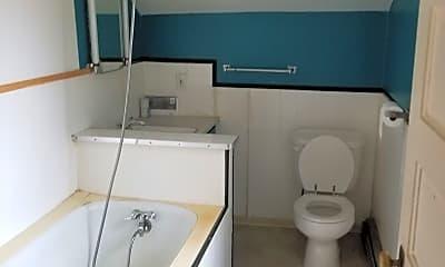 Bathroom, 1493 W 11th Ave, 2