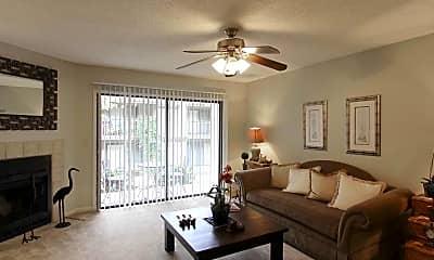 Living Room, Laurel Grove, 1