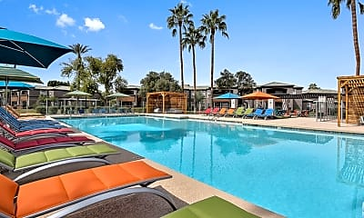 Pool, Luxe at Ocotillo, 0